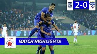 Mumbai City FC 2-0 Bengaluru FC - Match 61 Highlights   Hero ISL 2019-20
