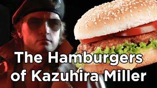 Metal Gear Solid V - The Hamburgers of Kazuhira Miller