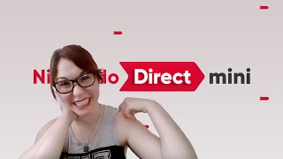 Nintendo Direct Mini - July 2020 - REACTIONS & THOUGHTS