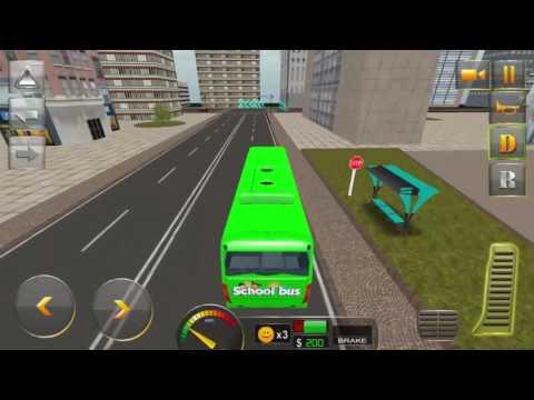 London School Bus Simulator