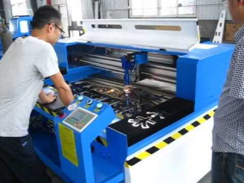 Metal And Nonmetal Co2 Laser Cutting Machine Rf 1325 Co2