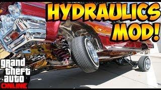 "Gta 5 Online: Amazing 1.14 Hydraulics Mod! ""Gta 5 Mods"""