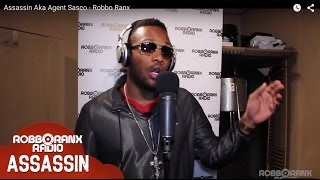Assassin Aka Agent Sasco - Robbo Ranx