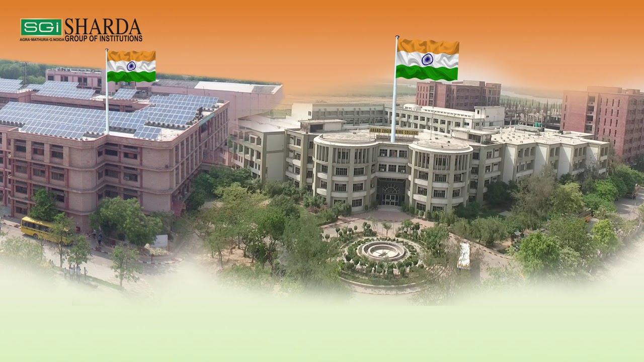 Happy Independence Day To All From Sharda Group Of Institutions