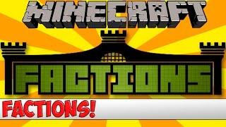 Minecraft Bukkit Plugin - Factions - Tutorial
