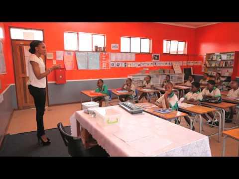 Exclusive: School Teaching Challenge -- Tidimalo