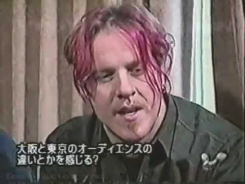 Fear Factory - 1999.02.14 - Kawasaki, Japan (PRO/Interview)