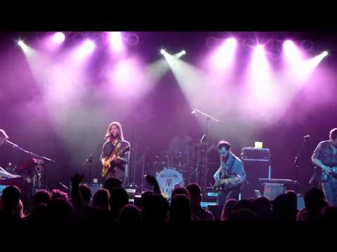 "Moon Taxi - ""Running Wild"" - LIVE @ the Orange Peel - 05.08.13"