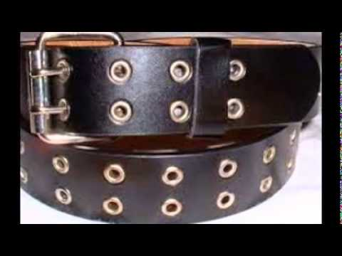 Thick Leather Belts