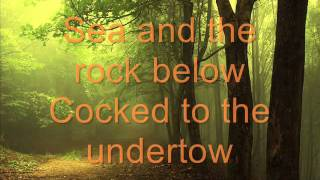 Roslyn  - Bon Iver & St. Vincent (lyrics)