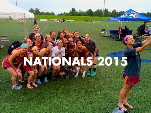 VT Women's Club Lacrosse Nationals 2015