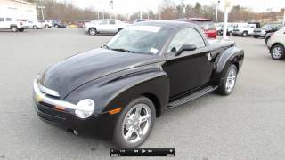 2005 Chevrolet SSR Start Up, Exhaust, Test Drive, and In Depth Tour
