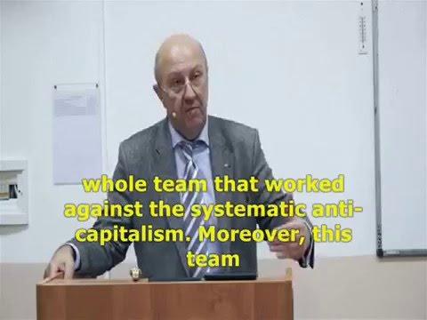 What stood behind Khrushchev