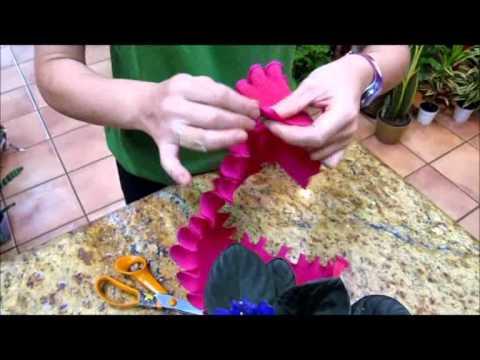 envolver planta para regalos zaragoza youtube