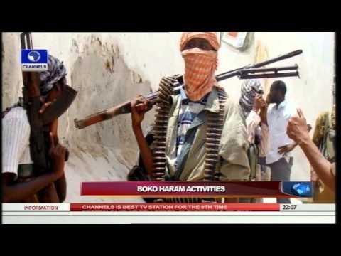 News@10: MNJTF Set To Tackle Boko Haram 31/07/15 Prt.1