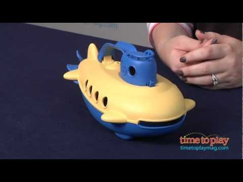 Submarine from Green Toys