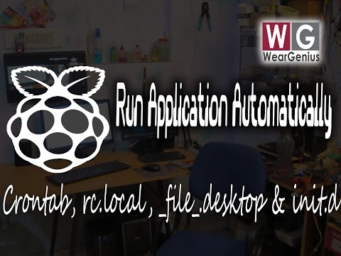autostart-applications-on-pi-using-crontab-and-more-|-raspberry-pi-#10