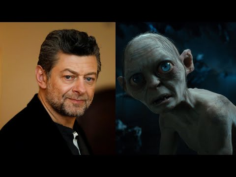 Andy Serkis on Amazon's 'Lord of the Rings' TV series