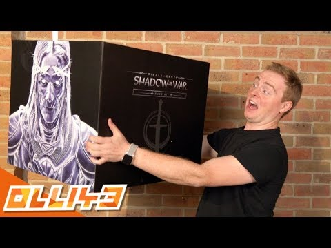 SERIOUSLY SCARY!! Shadow of War Mithril...