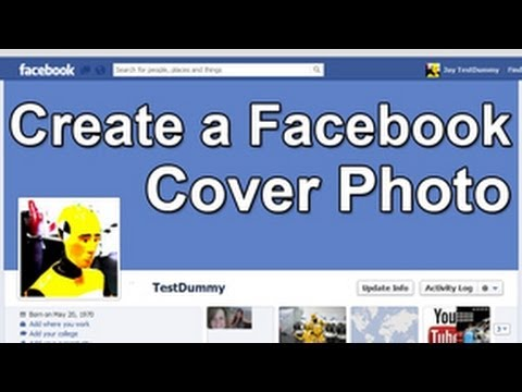 Photoshop Tutorial Easily Create A Facebook Cover Photo Banner