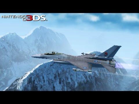 Ace Combat: Assault Horizon Legacy - Gameplay Nintendo 3DS Capture Card