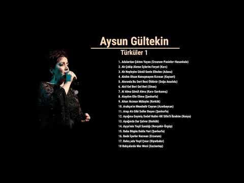 Aysun Gültekin Seçme Türküler 1 • En Güzel Türküler 2018