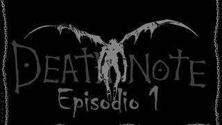 Death Note Episódio 1 - 1ª Temporada