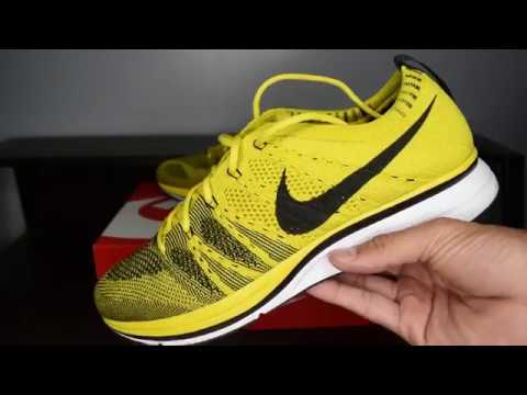 62cf8fb121611 NIKE FLYKNIT TRAINER SIZING+ON FEET!