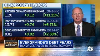 Severe contagion risk from China's Evergrande is low: Analyst