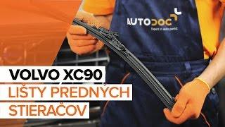 Ako nahradiť Ložisko tlmiča VOLVO XC90 I - příručka