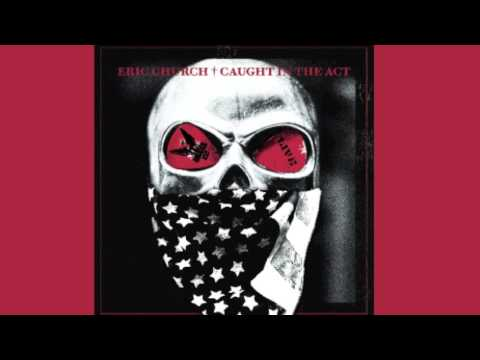 Throwback To Eric Church's Face-Melting Debut Live Album, 'Caught In The Act: Live,' From 2013