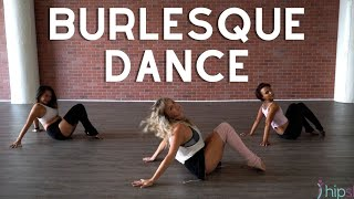 5 Min Burlesque Dance Choreography | Burlesque Dance Tutorial