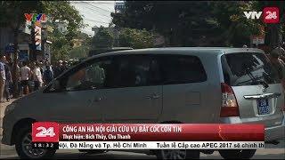Bắt cóc con tin tại Thường Tín, Hà Nội | VTV24
