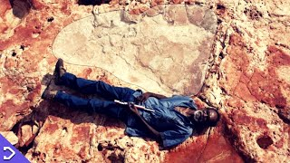 NEW Largest Dinosaur Foot Ever Discovered!