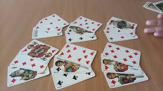 ♣КРЕСТОВЫЙ КОРОЛЬ, гадание онлайн на  игральных  картах,  ближайшее будущее, цыганский