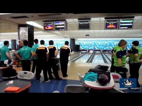 II Campeonato Iberoamericano de Bowling . Abril de 2013 - Buenos Aires, Argentina