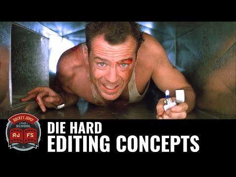 Die Hard Editing Concepts