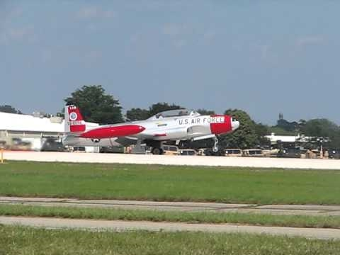 Lockheed T-33 EAA 2010