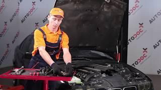 BMW 3 Compact (E36) Längslenker unten vorne/hinten auswechseln - Video-Anleitungen