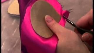 Как сделать цветы из ткани