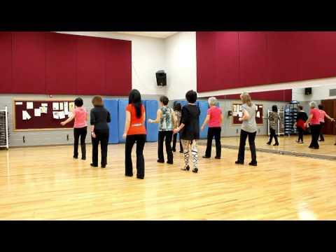 Singalong Song - Line Dance (Dance & Teach in English & 中文)