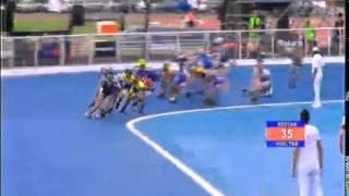 15km Elimination junior men World inline speedskating championships 2014 Rosario