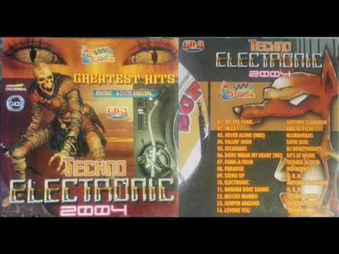 Techno Electronic  (Full Album Cd 3)