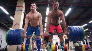 Тренировки в CrossFit SARBAZ(Публикуем видео с одной из тренировок в нашем зале в Караганде. Ребятам предстояло поработать в команде...., 2016-03-14T10:13:23.000Z)