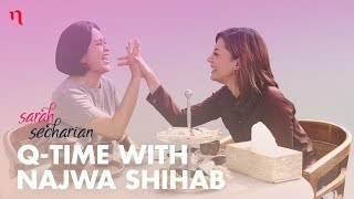 Q-Time with Najwa Shihab | Sarah Secharian