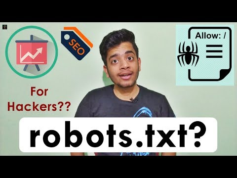 [HINDI] What is robots.txt? | How Website Indexing Works | Information Gathering Tool?