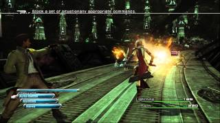 Final Fantasy 13 - PC gameplay (Durante Mod) GTX 970 1080P