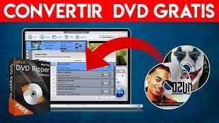 GRABAR y CONVERTIR ¡DVD a CUALQUIER FORMATO! en WINDOWS 10 o MAC | El MEJOR PROGRAMA ¡WINXDVD 2019!