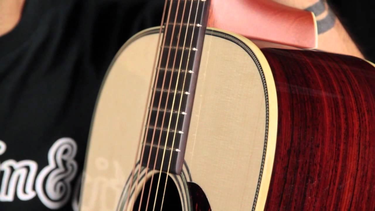 Binding Purfling Acoustic Guitar Anatomy Youtube