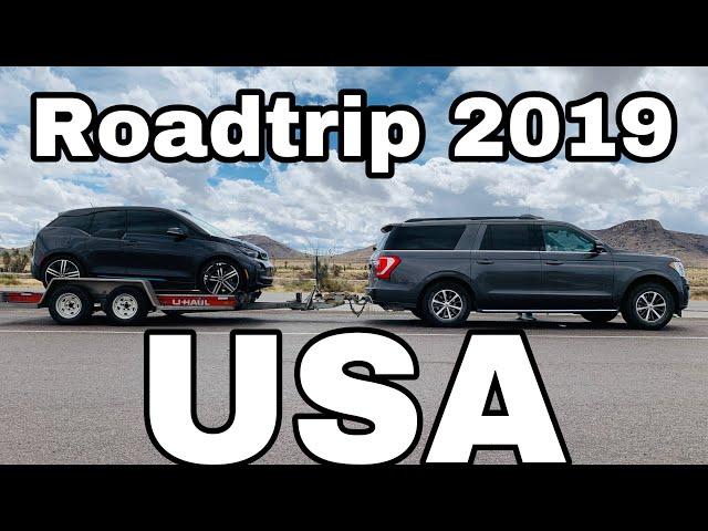 5000 Kilometer Reise - Florida bis Kalifornien!